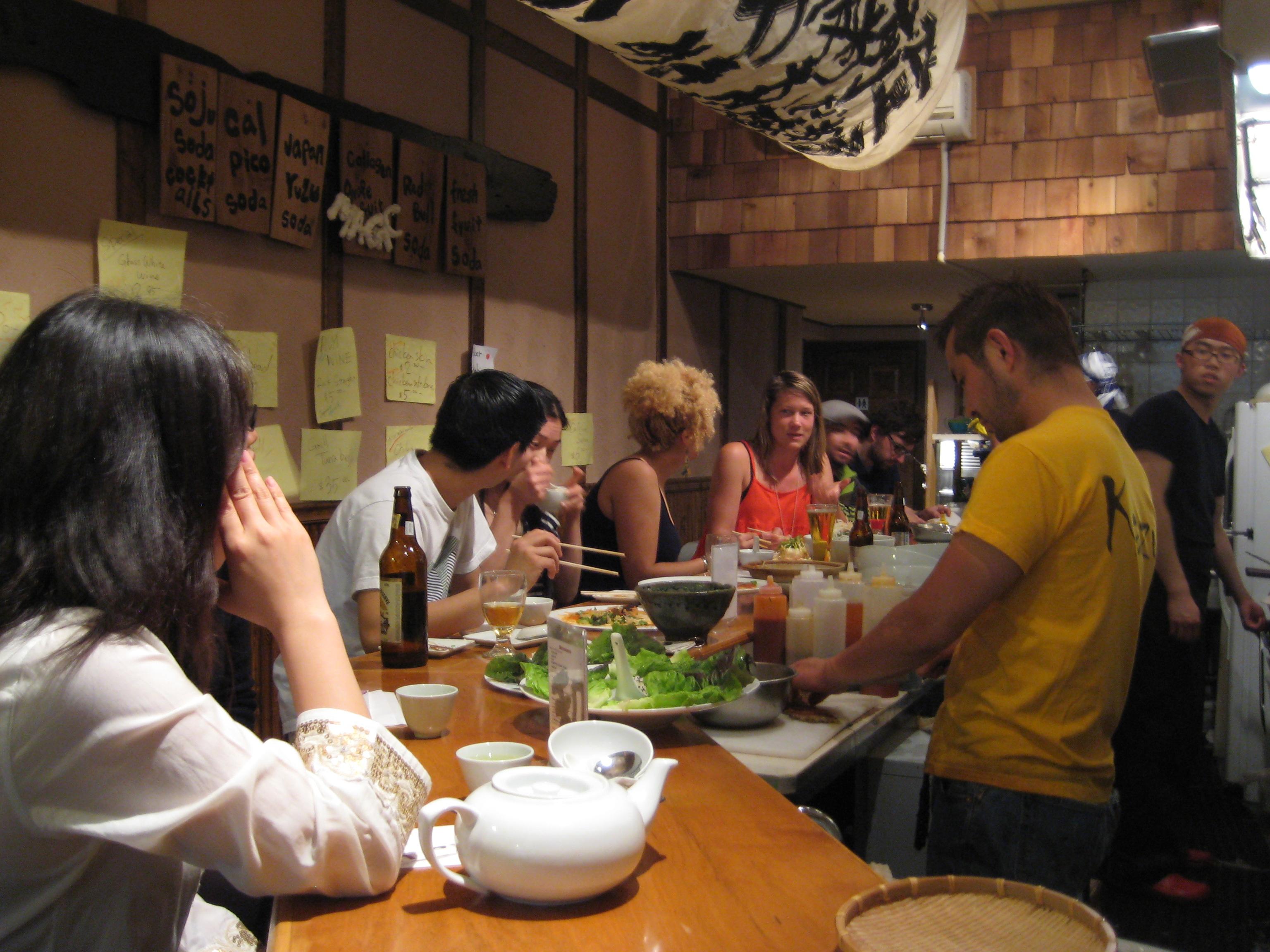 Japanese Restaurant Montreal Kazu