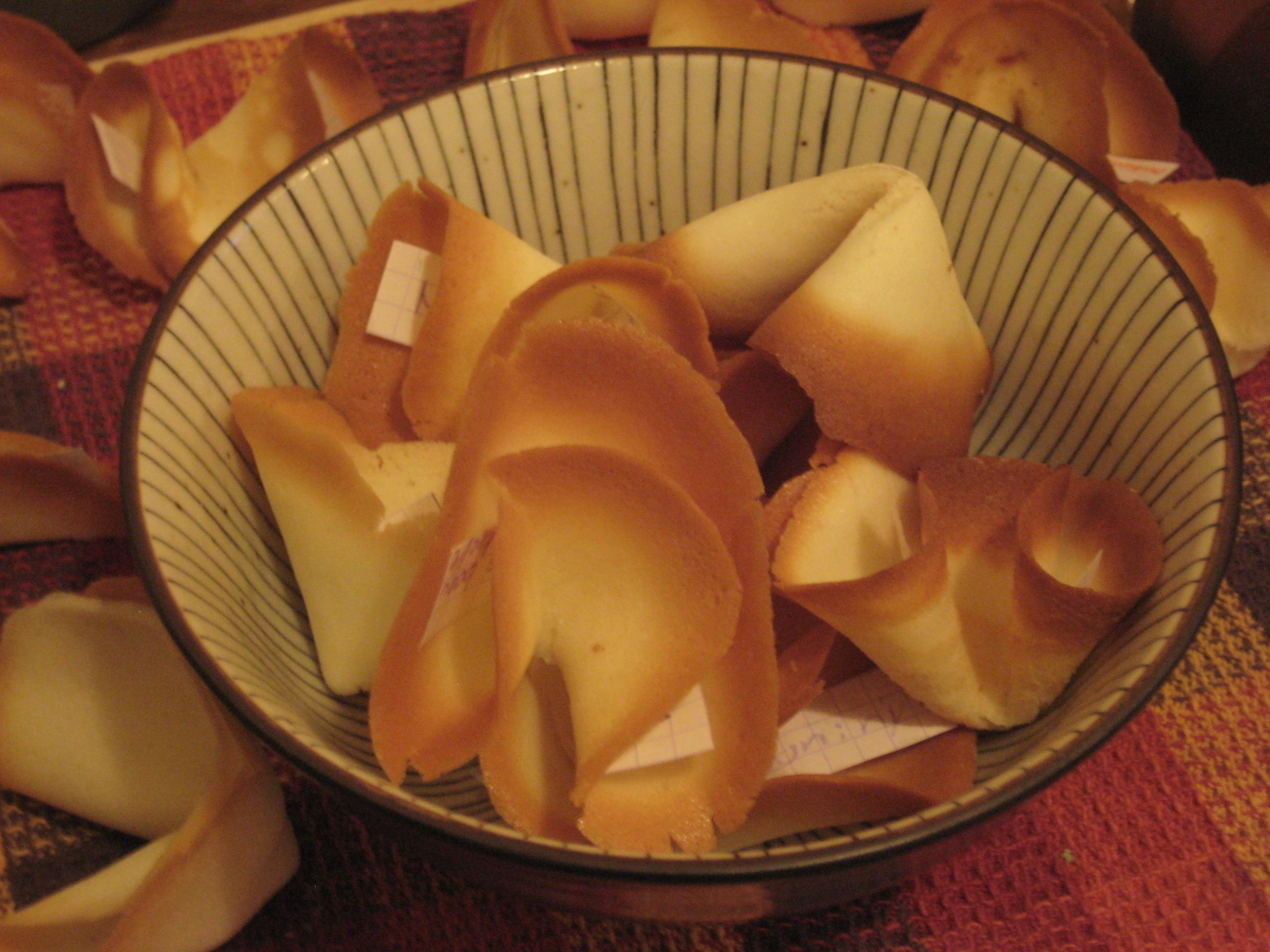 recette la fortune se trouve dans les biscuits chinois la bouche pleine