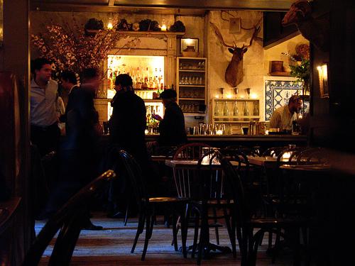 freemans NYC restaurant
