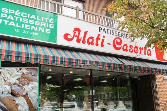 Pâtisserie Alati Caserta