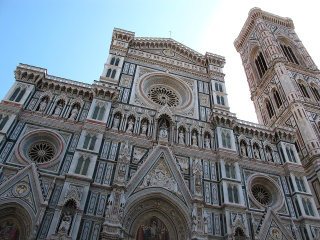 Santa Maria del Fiore, cathédrale de florence