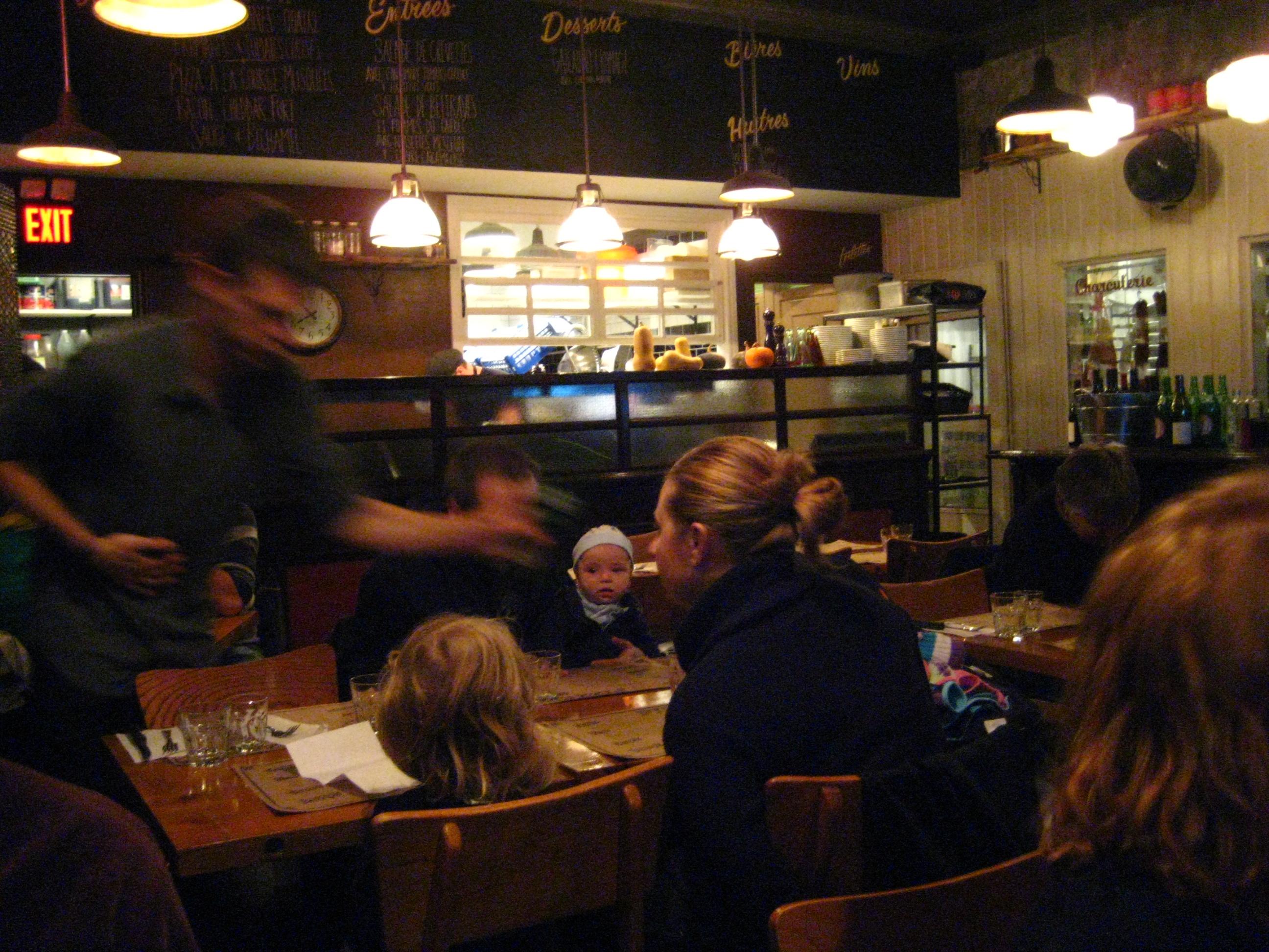 magpie dining